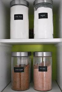 best 25 kitchen storage containers ideas on pinterest With best brand of paint for kitchen cabinets with clear label stickers