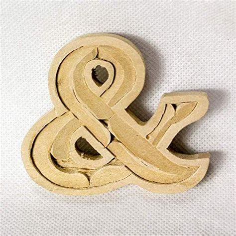 Lay down the alphabet 4 stencil inside the then, with the chalkart™ spreader, use preaching to the choir chalkart™ to stencil the letters onto the surface. Amazon.com: Wooden alphabet letters home decor DIY woodden letters wood carving wooden ...