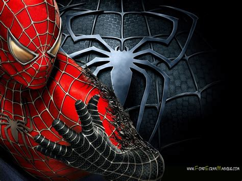 fond decran spiderman   fondecranmagiquecom