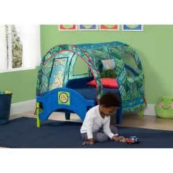 nickelodeon mutant turtles toddler tent bed wayfair