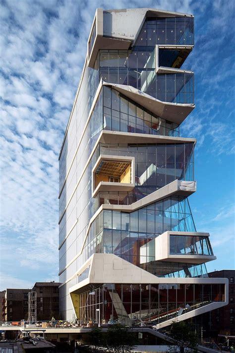 Futuristic Architectura Office Neo Futurism