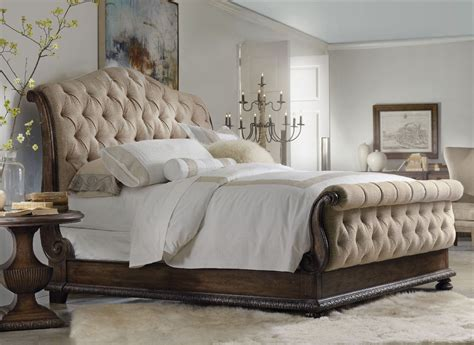 tufted bed king furniture bedroom rhapsody king tufted bed 5070 90566 2959