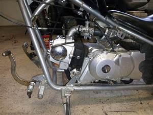 110cc Mini Chopper Restoration  Rat Rod Project