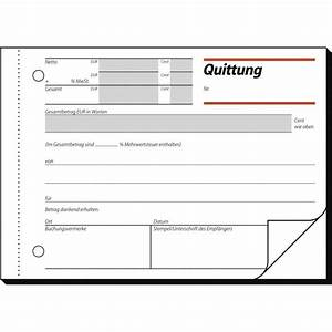 Rechnung Quittung : formular quittung mit kopie im conrad online shop 775294 ~ Themetempest.com Abrechnung