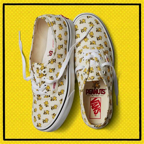 Vans And Peanuts Put Snoopy u0026 Co On Collection Of Shoes u0026 Apparel - The Snobette