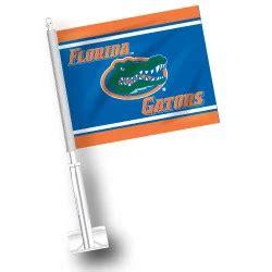 NCAA Florida Gators Striped Car Flag | Florida gators, Car ...