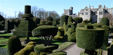 The Topiary Gardens Levens Hall  Historic Hall And