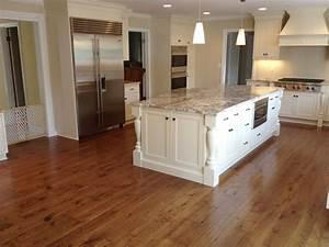 Oak Hardwood Flooring - Qnud
