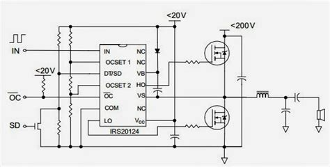 Audio Power Amplifier For Subwoofers Diy