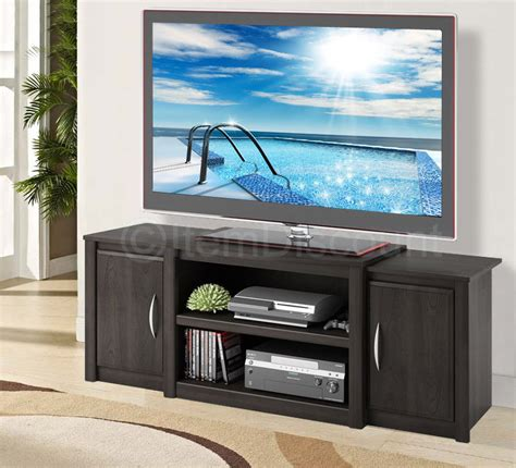 entertainment cabinet with doors 60 quot tv stand cherry wood doors entertainment center media