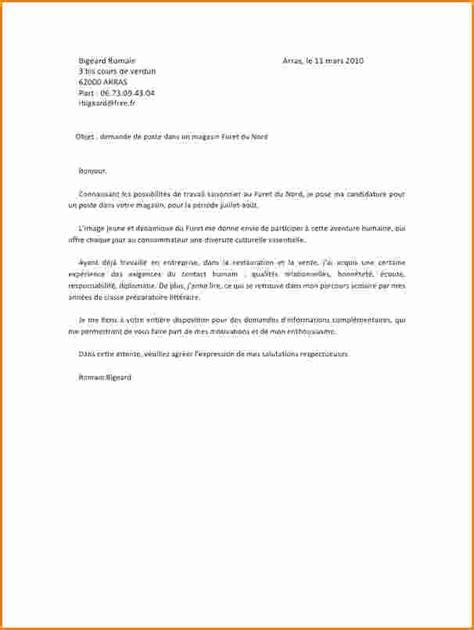 lettre de motivation employé de bureau 9 lettre de motivation emploi saisonnier étudiant