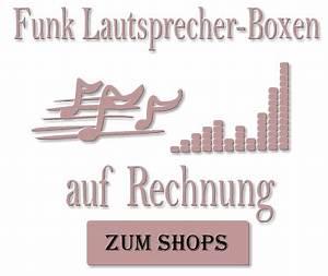 Erotik Auf Rechnung : funk lautsprecher boxen auf rechnung ~ Themetempest.com Abrechnung
