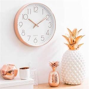 Rose Gold Decor : 25 best ideas about rose gold decor on pinterest copper bedroom copper decor and copper ~ Teatrodelosmanantiales.com Idées de Décoration