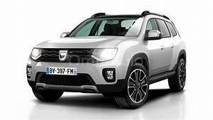 Dacia Duster Silver Line 2017 : dacia duster black touch is the new flagship version ~ Gottalentnigeria.com Avis de Voitures