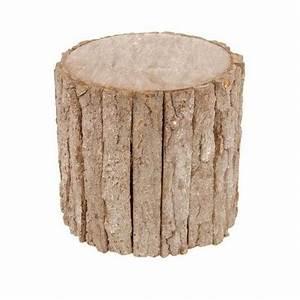 Achat Tronc Arbre Decoratif : d co tronc d 39 arbre d coration pour table naturelle ~ Zukunftsfamilie.com Idées de Décoration