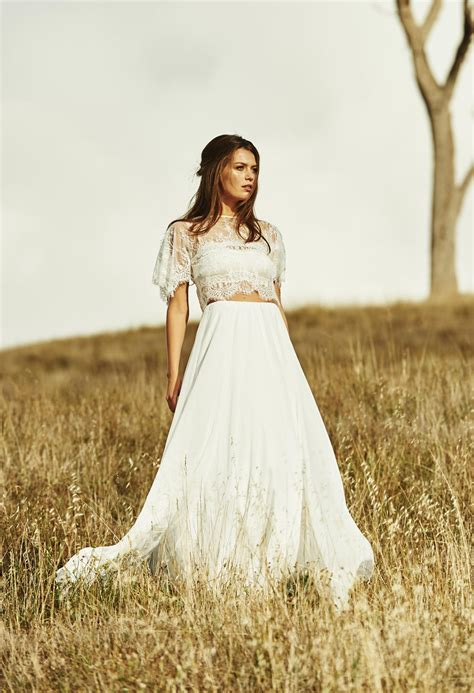Grace Loves Lace Wedding Dresses Rustic Wedding Chic