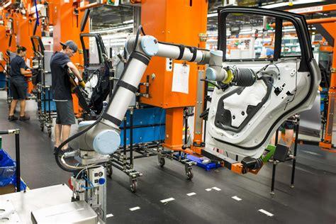 bmw group plant spartanburg collaborative robot