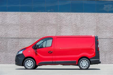 2017 Nissan Nv300 Replaces Primastar Van