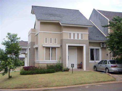 warna cat eksterior rumah dulux expo desain rumah
