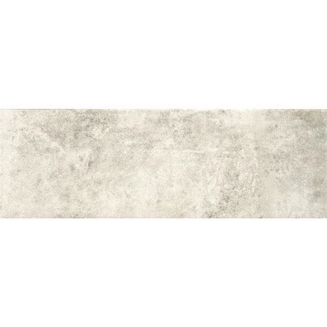 style selections tile shop style selections limited white porcelain floor and