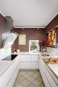Kleine Sitzecke Küche : moderne k chen f r kleine r ume ~ Michelbontemps.com Haus und Dekorationen