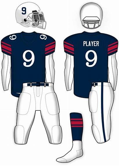 Football Uniforms Navy Rbr Helmet Unveils Pants