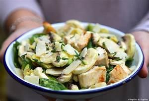 Salade Poulet Avocat : salade ti de de poulet au citron et l avocat ~ Melissatoandfro.com Idées de Décoration