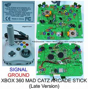 Xbox One Controller Pcb Diagram Xbox One Power Supply