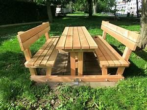 Sonnenschirm Tisch Kombination : tisch bank kombination lehne ~ Markanthonyermac.com Haus und Dekorationen
