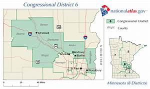 US Rep. Michele Bachmann (R) - MN's 6th Congressional District