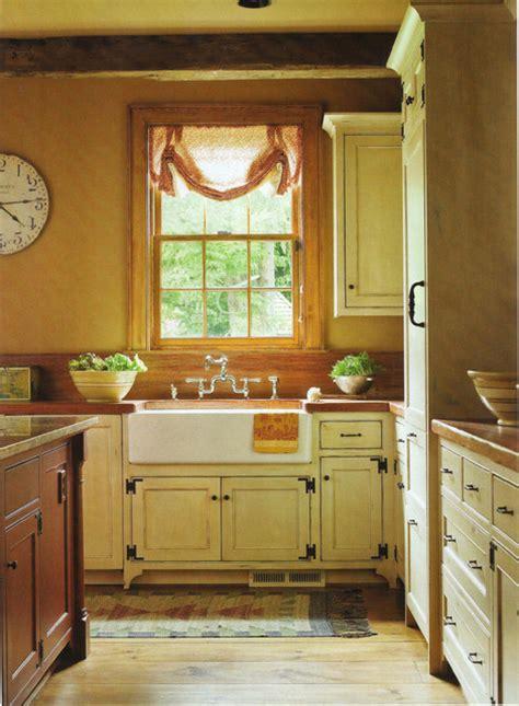colonial estate farmhouse kitchen seattle