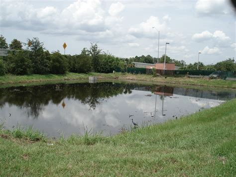 retention pond cleaning com florida orlando ta