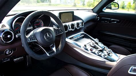 Mercedes-benz Amg Gt S Interior