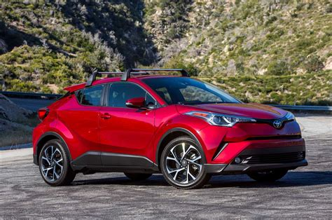 2018 Toyota Chr  Let's Go Places, Many Places