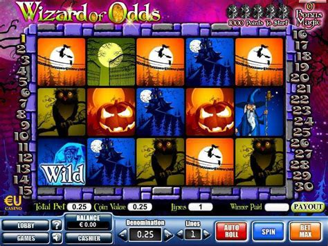 Wizard Of Odds Slot Machine  Play Free Online  No Download