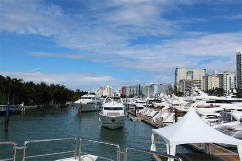Long Beach Boat Show 2015 by Preparation Continues For The 2015 Miami Yacht Show