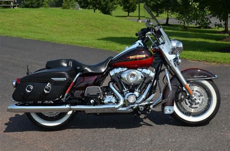 Davidson Road King Image by Buy 2010 Harley Davidson Road King Classic Flhrc Classic