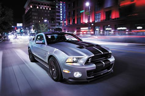 2018 Mustang Shelby Gt500 Amcarguidecom American