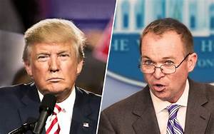 Mulvaney on Trump's Tax Returns: Democrats Will 'Never' See Those, 'Nor Should They'