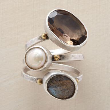 Smoky Quartz Ring Sundance