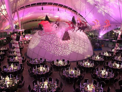 dynamic earth conference gala dinner events venue