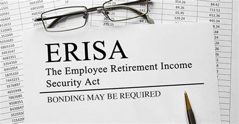 Though similar, both erisa fidelity bonds and fiduciary liability insurance actually complement each other with very little overlap. ERISA bonds - What are they and who needs them? - Noble Davis Consulting, Inc.