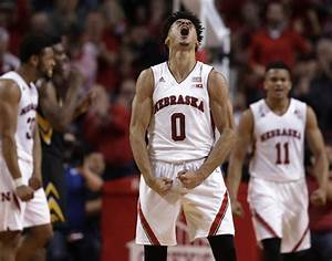 Nebraska men's basketball alone in first place in the Big ...