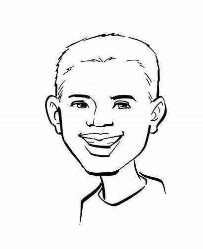 Cartoon Caricature Draw Drawing Drawings Caricatures Average