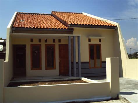 model depan rumah sederhana gallery taman minimalis
