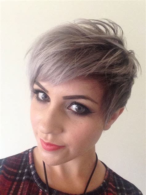 Silver Hair 30 Gorgeous Silver Hairstyle Ideas
