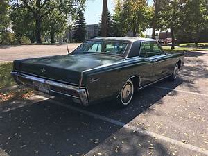1966 Lincoln Continental Coupe For Sale On Bat Auctions