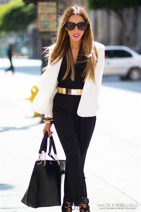 jumpsuit with blazer white summer blazer the black halter jumpsuit