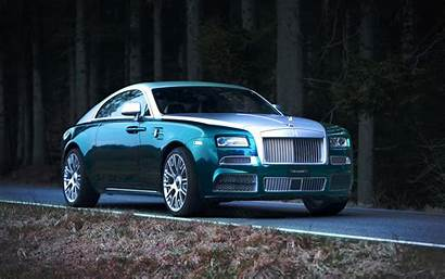 Royce Rolls Wraith Mansory Wallpapers 1920 2560