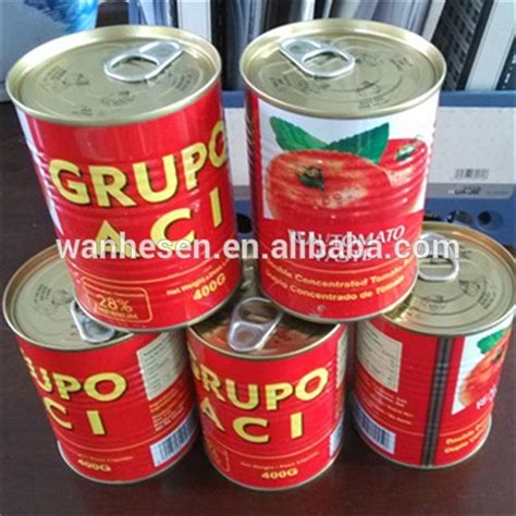 Chinese 400g canned tomato ketchup factory products,China ...